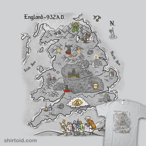 England 932AD