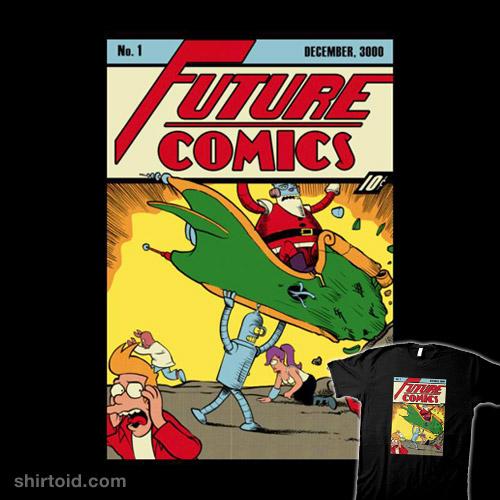 Future Comics 1