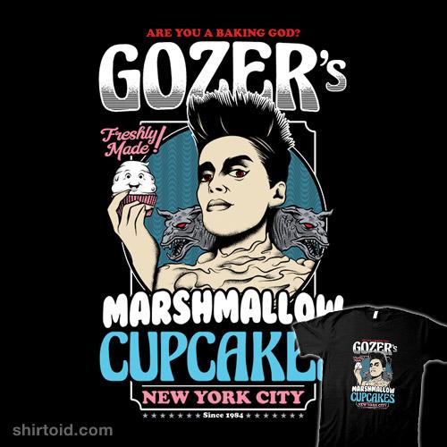 Gozer's Cupcakes