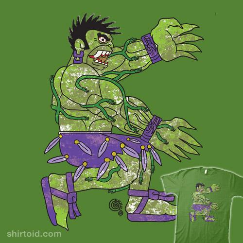 Huehueinti Xoxoctic Tlacatl (Aztec Hulk) 2