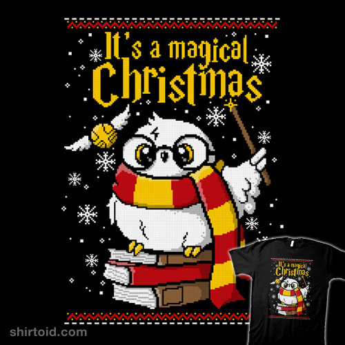 It's a Magical Christmas