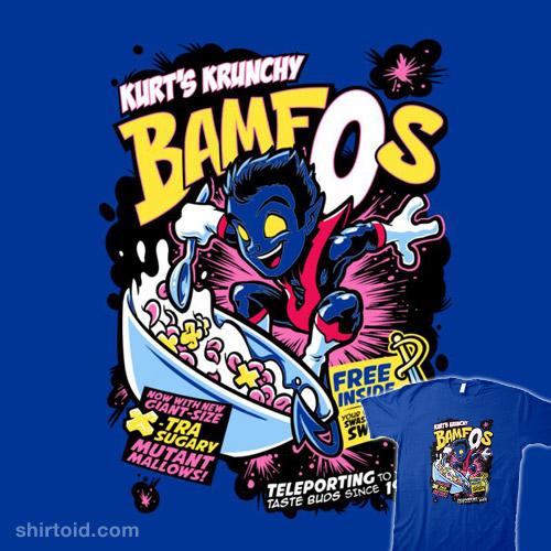 Kurt's Krunchy BamfOs