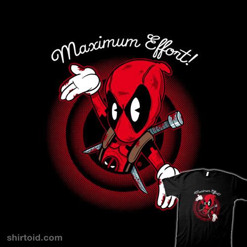 MAXIMUM EFFORT