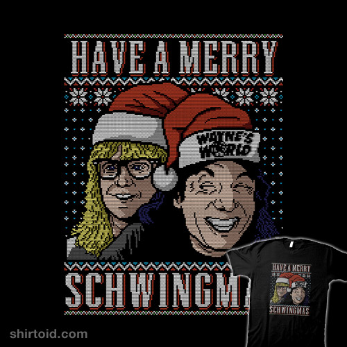 Merry Schwingmas