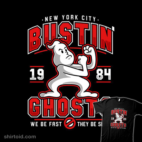 New York City Bustin' Ghosts
