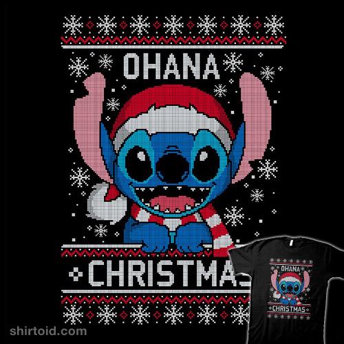 Ohana Christmas