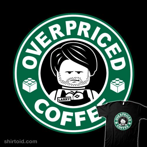 Overpriced Coffee