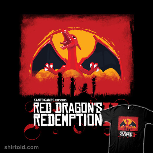 Red Dragon's Redemption