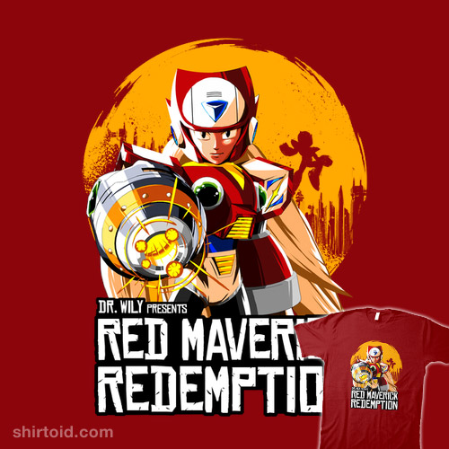 Red Maverick Redemption