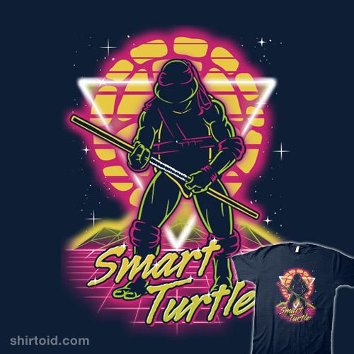 Retro Smart Turtle
