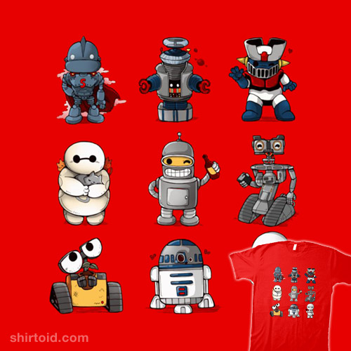 Robot Kawaii