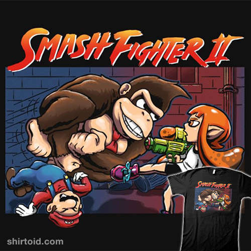 Smash Fighter II