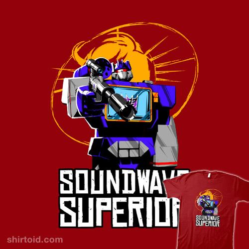 Soundwave Superior