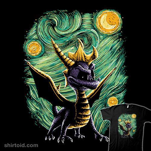 Starry Dragon