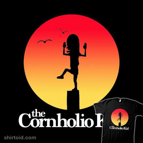 The Cornholio Kid