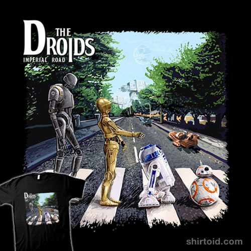 The Droids: Imperial Road