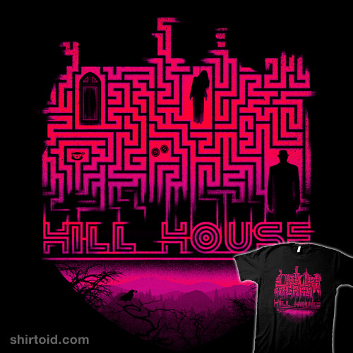 The Maze of Hill House