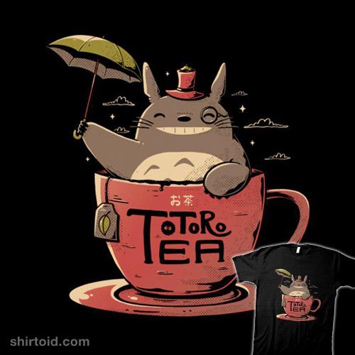 Totoro Tea
