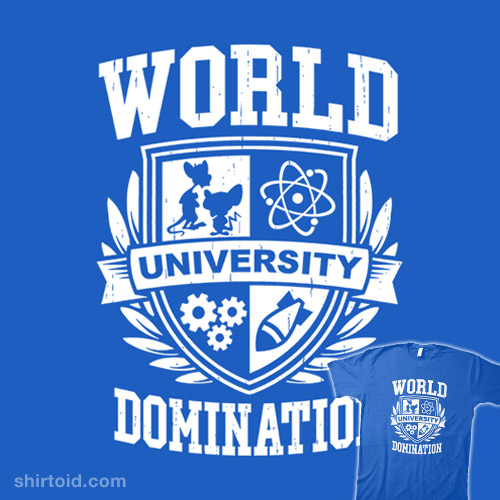 World domination picture