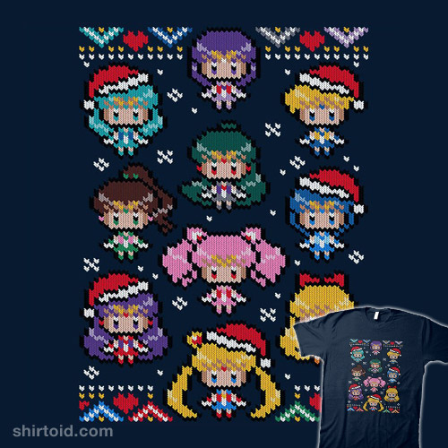 A Senshi Family Christmas