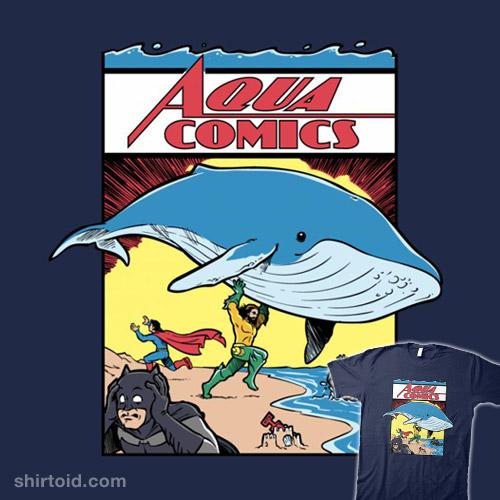 Aqua Comics #1