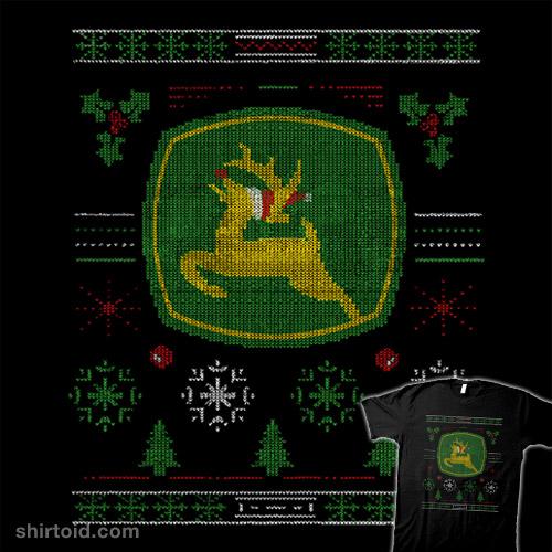 Christmas Deere