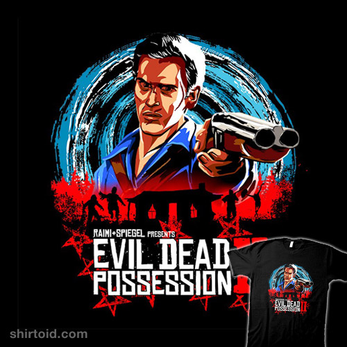 Evil Dead Possession II