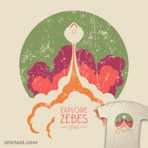 Explore Zebes