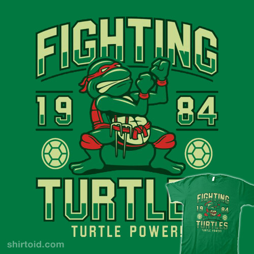 Fighting Turtles (variant)