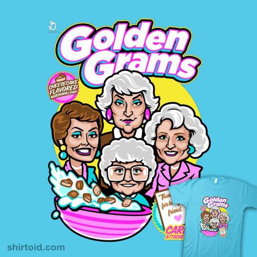 Golden Grams