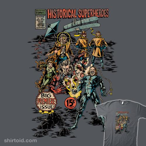 Historical Superheroes