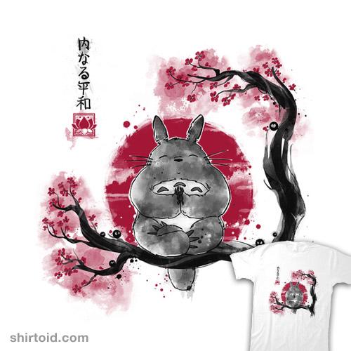 Inner Peace Sumi-e