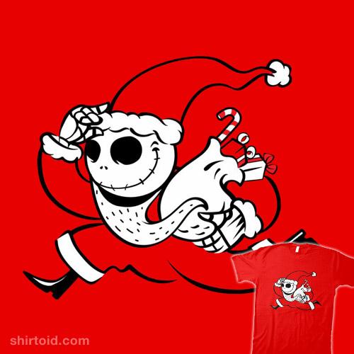 Jack Christmas Thief