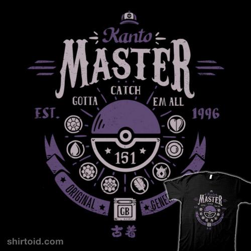 Kanto Master (Purple Version)