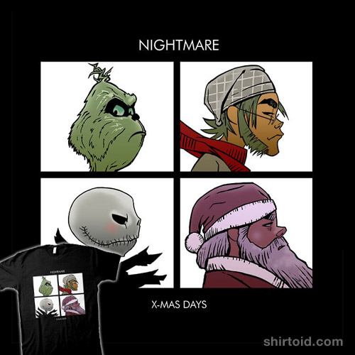 Nightmare On Christmas