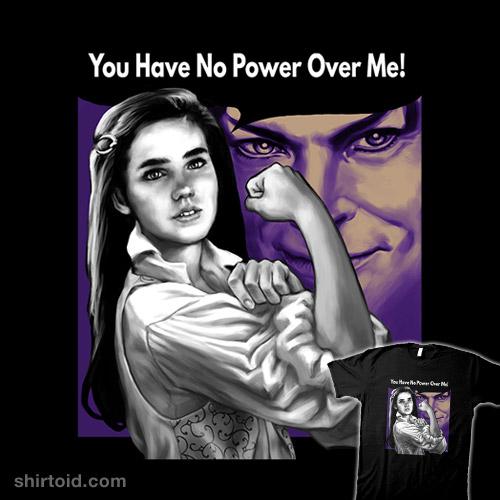 No Power Over Me