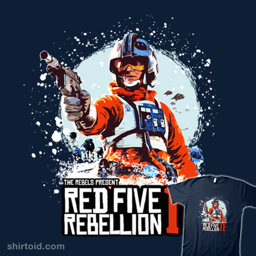 Red Five Rebellion II