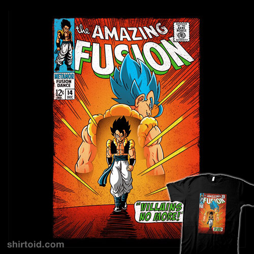The Amazing Fusion