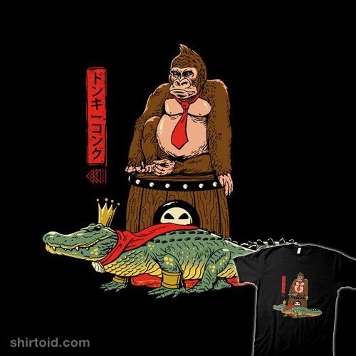 The Crocodile and the Gorilla