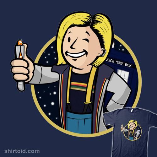The Doctor Vault