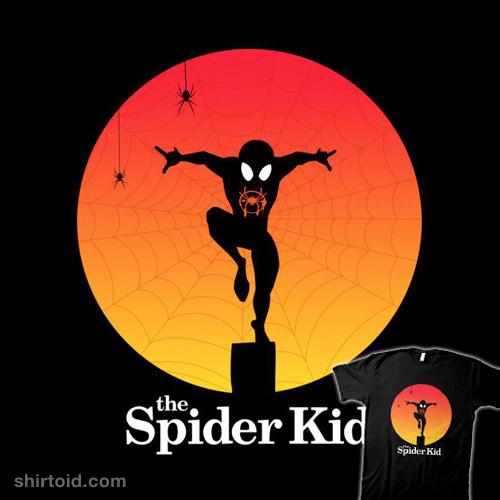 The Spider Kid