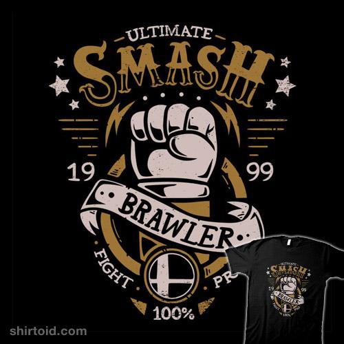 Ultimate Smash Brawler