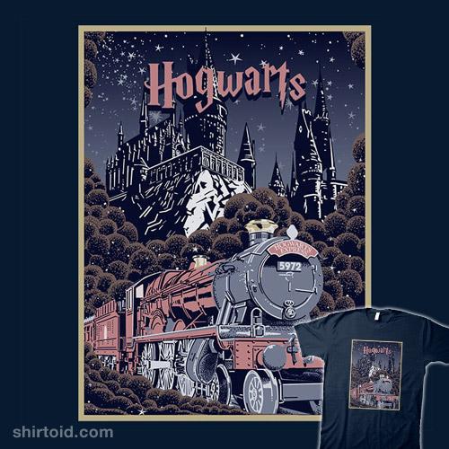 Visit Hogwarts