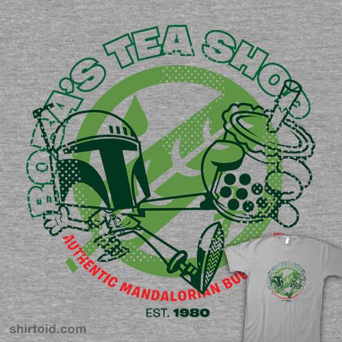Boba's Tea Shop