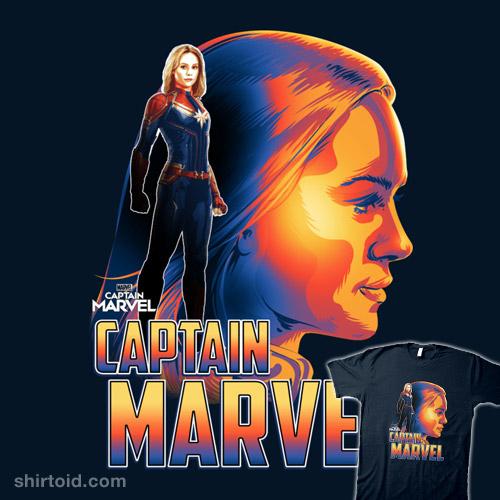 Captain Marvel Profile