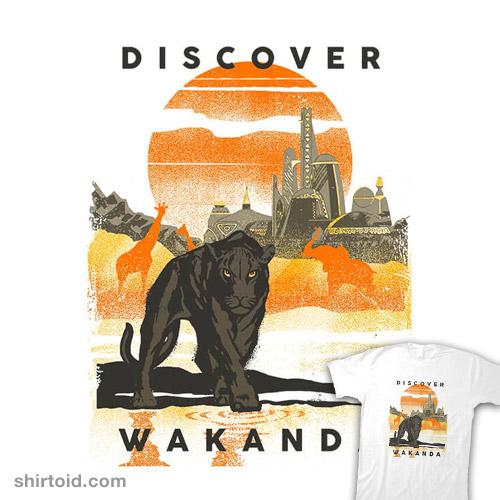 Discover Wakanda