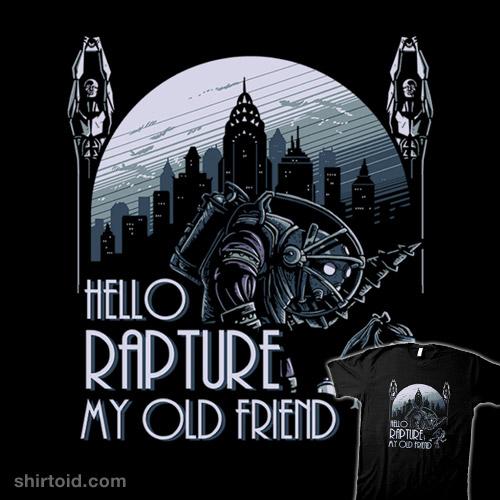Hello Rapture