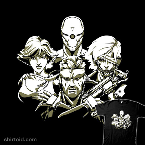 Metal Gear Rhapsody