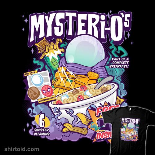 Mysterio's Mysteri-O's