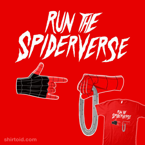 Run The Spiderverse